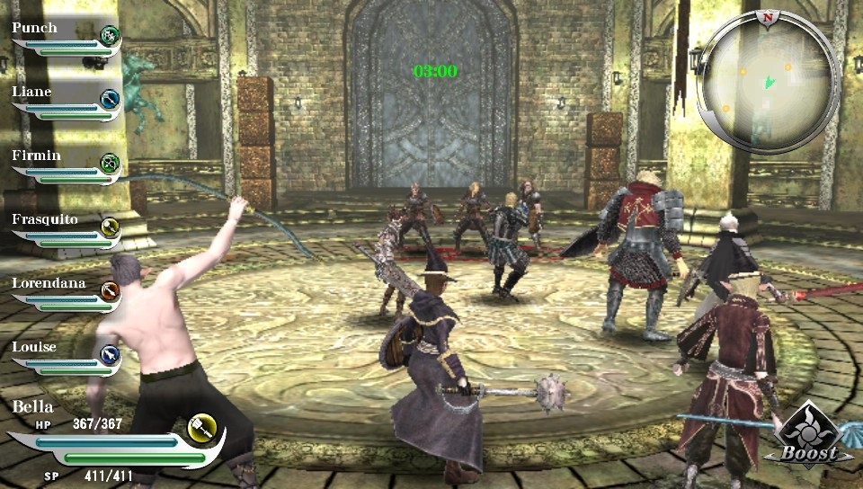 Valhalla Knights 3 Review Tedious Vigilantes The Koalition
