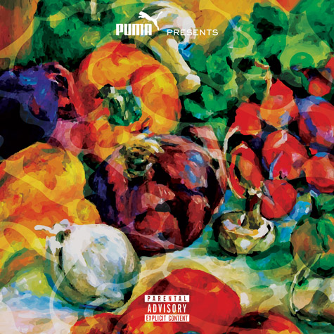Casey Veggies and Rockie Fresh drop 'Sacrifice' this week. Their first collaborative joint from their upcoming Puma hosted Fresh Veggies.