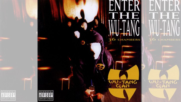 wu-tang clan 36 chambers feautred