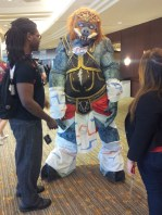 The best Ganon cosplay ever!