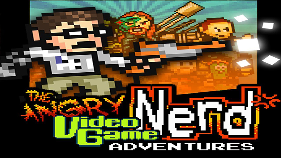 3) The Angry Video Game Nerd Adventures