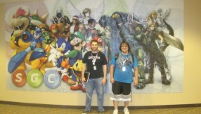 David and Garrett descending on SGC 2013!