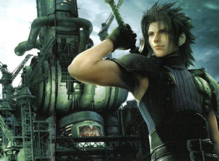 zack fair screenshot