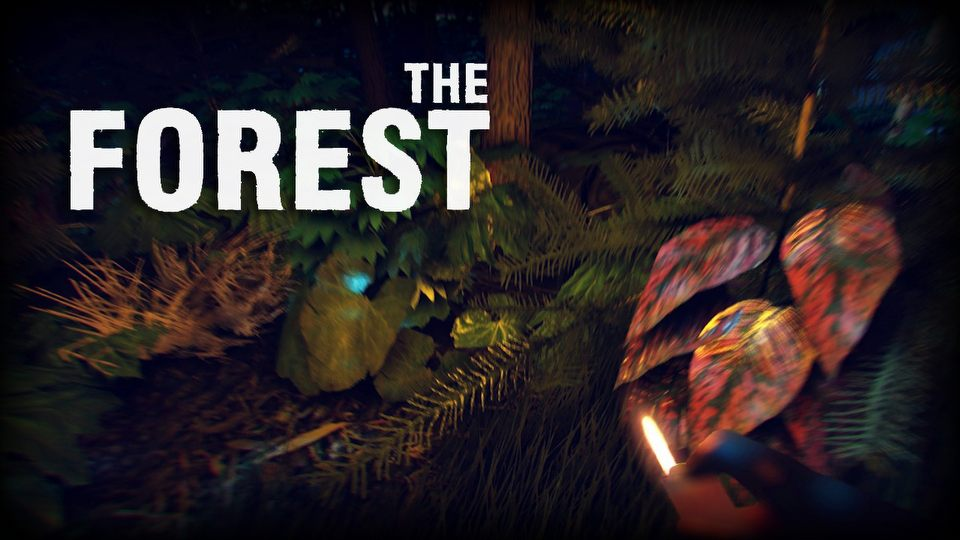 The Forest QampA Open World Survival Horror Redefined