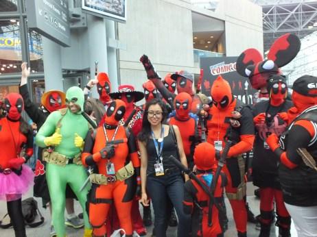 Crisis of Infinite Deadpools