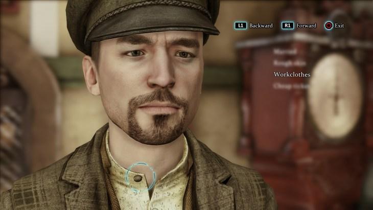 Sherlock Holmes observation