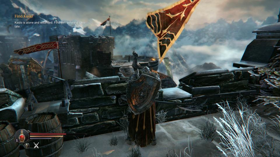 lords of the fallen screenshot 1