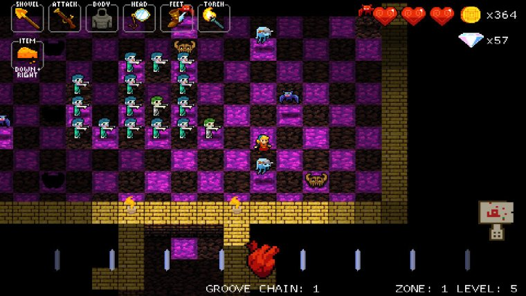 Necrodancer Indie Games