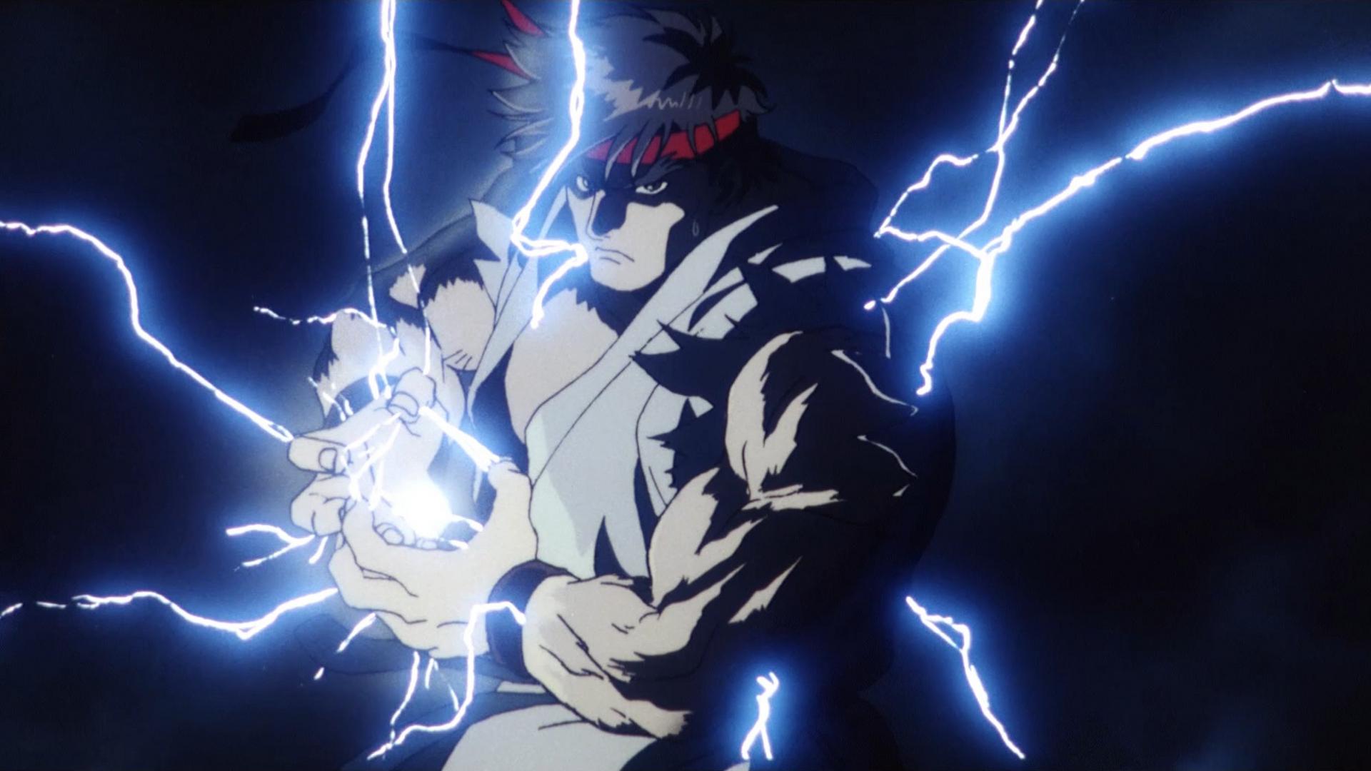 Anime Spotlight Street Fighter Ii The Animated Movie The