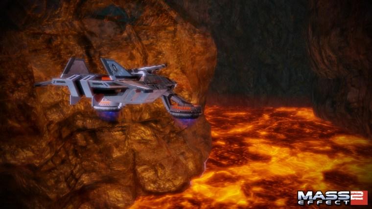 Mass Effect 2 - Firewalker