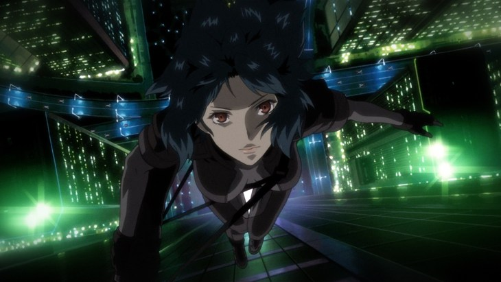ghost in the shell - stand alone