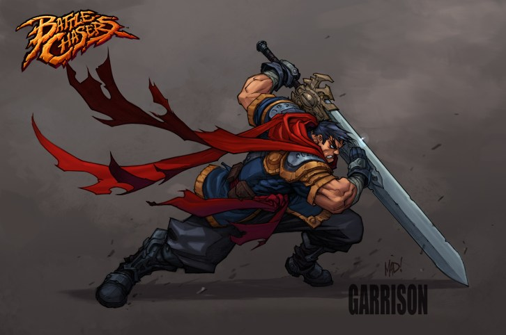 Battle Chasers - Garrison