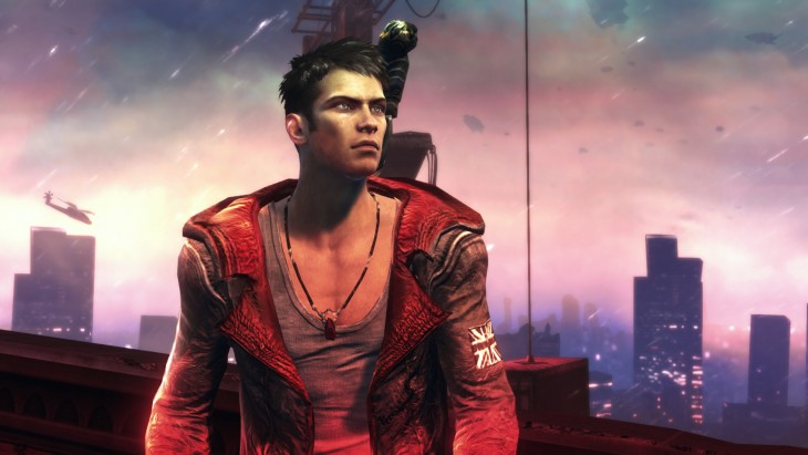 DmC Devil May Cry Definitive Edition - Dante