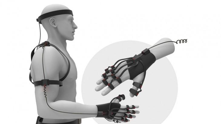 perception neuron glove