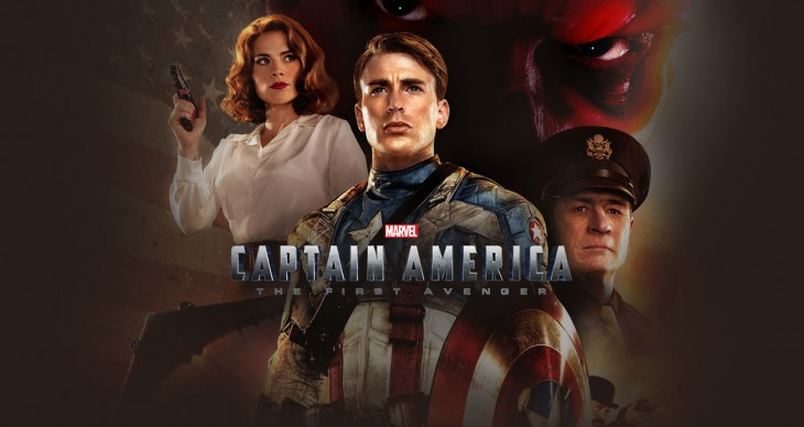 Marvel Cinematic Universe Captain America