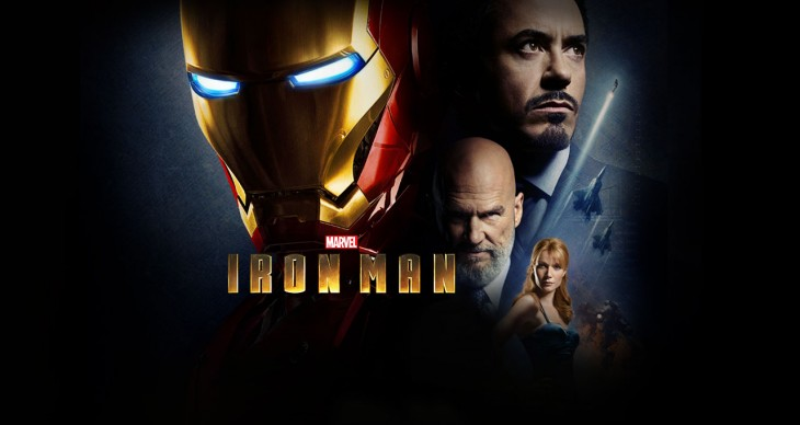 Marvel Cinematic Universe Ironman
