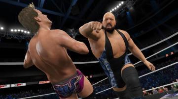 WWE-2K15