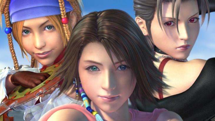 Final Fantasy X-2 YuRiPa