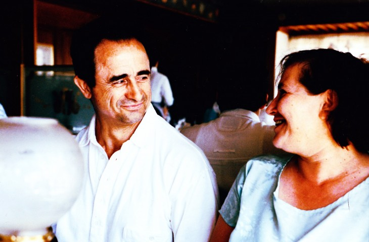 Baba and Deda