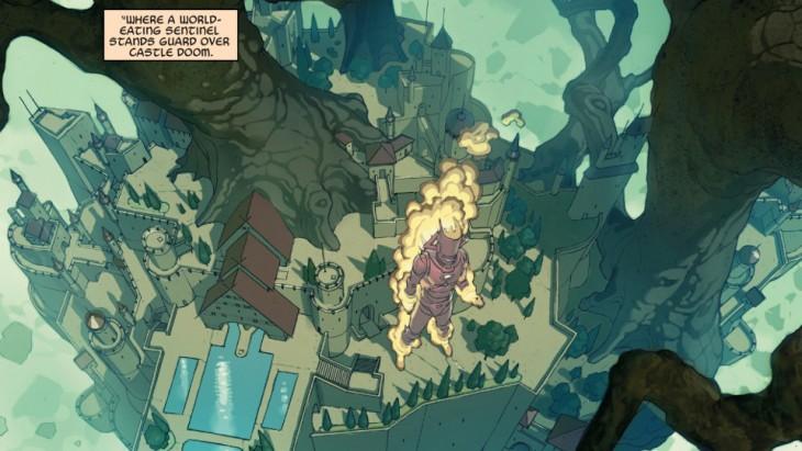 Secret Wars #2 - Galactus