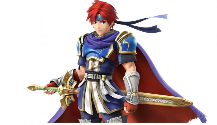 Roy - Super Smash Bros