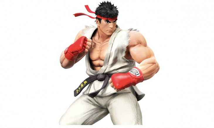 Ryu - Super Smash Bros