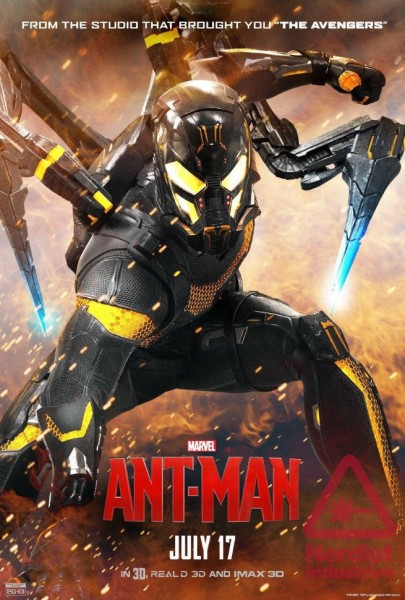 Ant-Man YellowJacket poster