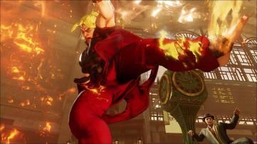 Street Fighter V - Ken 02