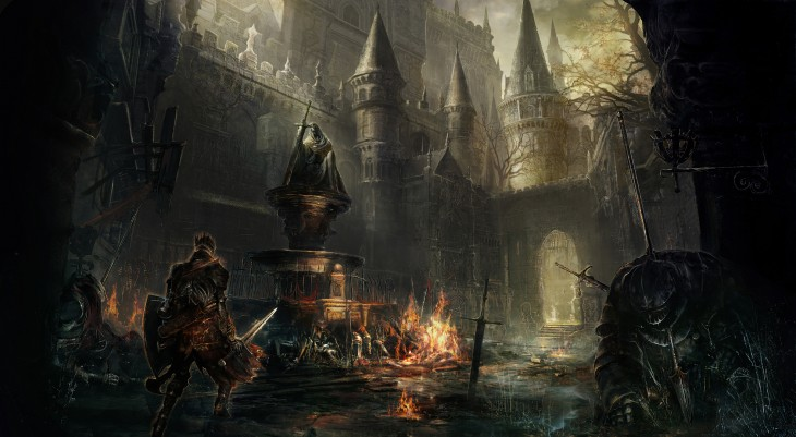 Dark Souls III art 02