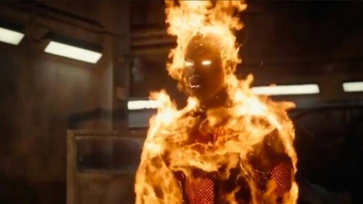 Fantastic Four - Human Torch