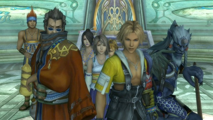 Final Fantasy X/X-2 HD Remastered Gets New Patch on PS4 - The Koalition