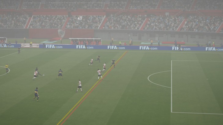 FIFA 16 Kick Off 0-3 RIV V BOC, 2nd Half