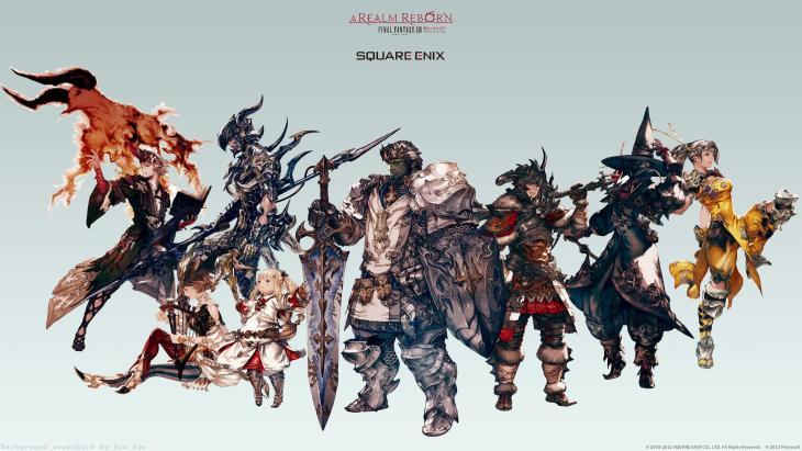 Final Fantasy XIV jobs