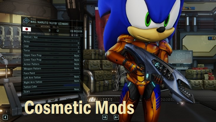 how to make a xcom 2 mod
