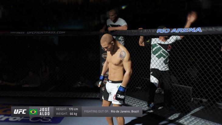 EA SPORTS™ UFC® Jose Aldo