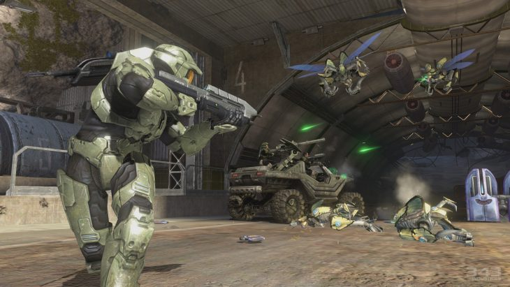 Halo 3 was gigantic on the Xbox