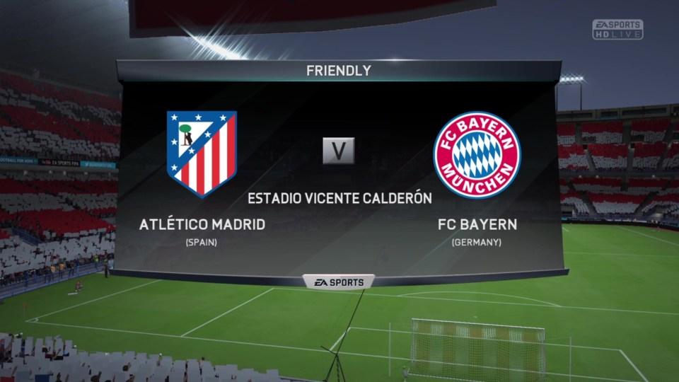 Atletico Madrid vs. Bayern Munich – UEFA Champions League 2015/16 - CPU Prediction - The Koalition