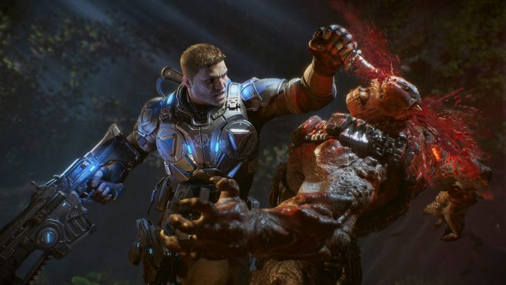 Gears 4 Preview