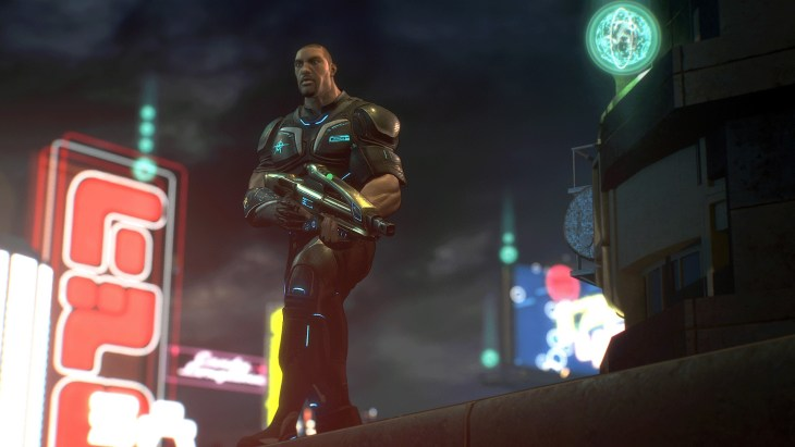 Looking forward to seeing Crackdown 3 at E3 2016