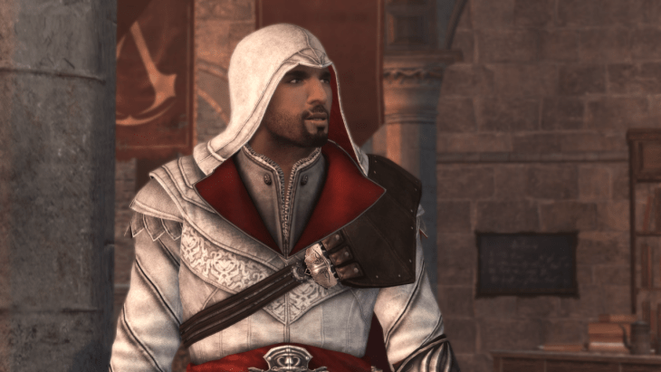 Ezio is without a doubt the best protagonist in the series.