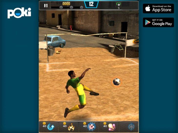 Soccer Legend with Pele