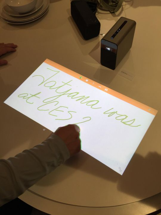 Sony Xperia Projector