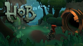 Hob: A Wordless Adventure From The Developers Of Torchlight - Hands-On Preview