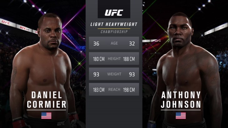 UFC 210 Cormier Johnson