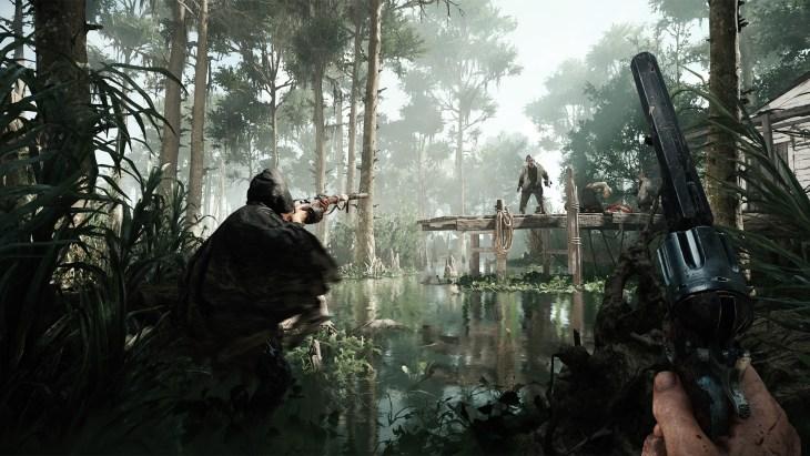 Hunt: Showdown sniper