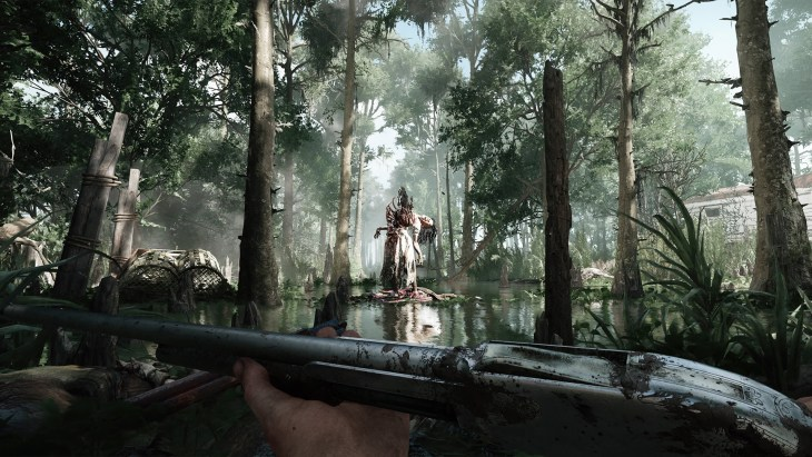 Hunt Showdown in game screenshot
