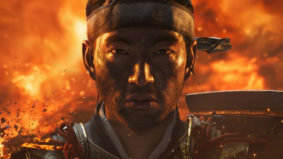 Ghost of TsuShima is Sucker Punch productions new game