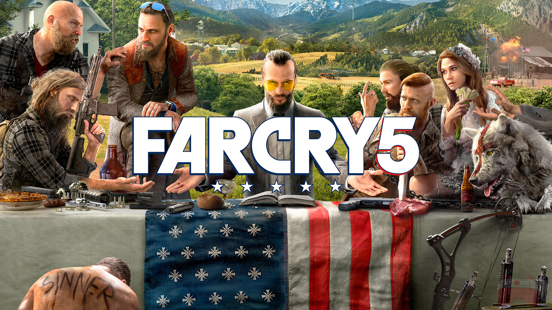 Far Cry 5 Review A Cult Classic The Koalition