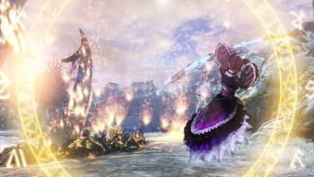 Warriors Orochi 4 Gracia