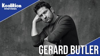 Preparing for War - An Interview with Hunter Killer's Gerard Butler